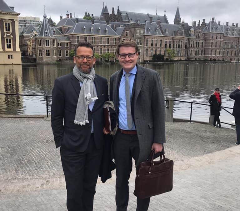Unterwegs in den Niederlanden