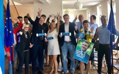 En Marche und die Vision Europa