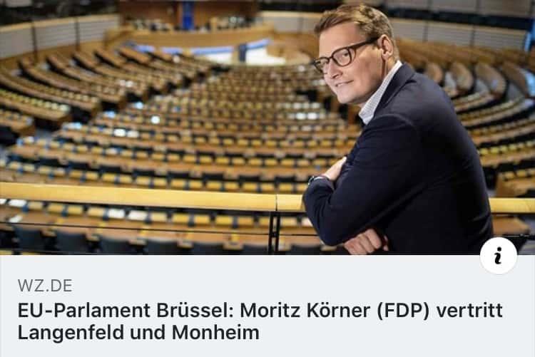 Meine Arbeit im Europaparlament