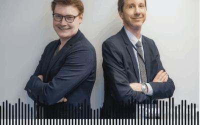 Podcast mit Tom Feeley, Mitarbeiter der liberalen Fraktion Renew Europe