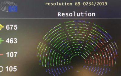 Resolution gegen Gewalt gegen LGBTI-Menschen im Europaparlament angenommen