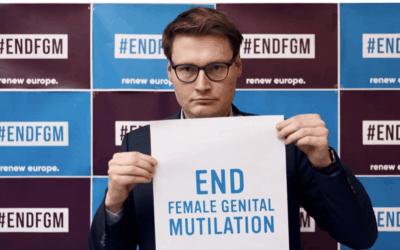 Tag gegen weibliche Genitalverstümmelung #endfgm