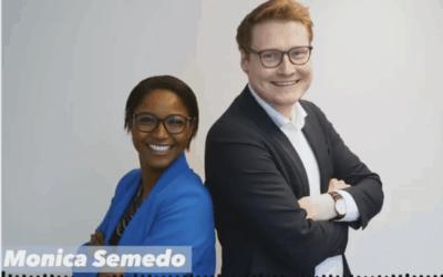 NEUE Podcast-Folge mit Monica Semedo aus Luxembourg
