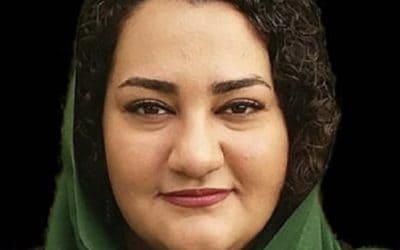 Meine politische Partnerschaft für die im Iran inhaftierte Bürgerrechtlerin Atena Daemi