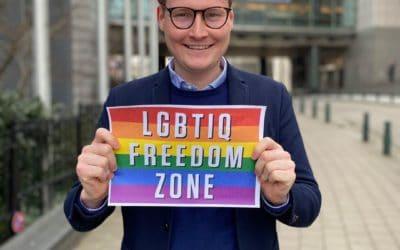 Europäisches Parlament deklariert Europa zur LGBTI-Freiheitszone