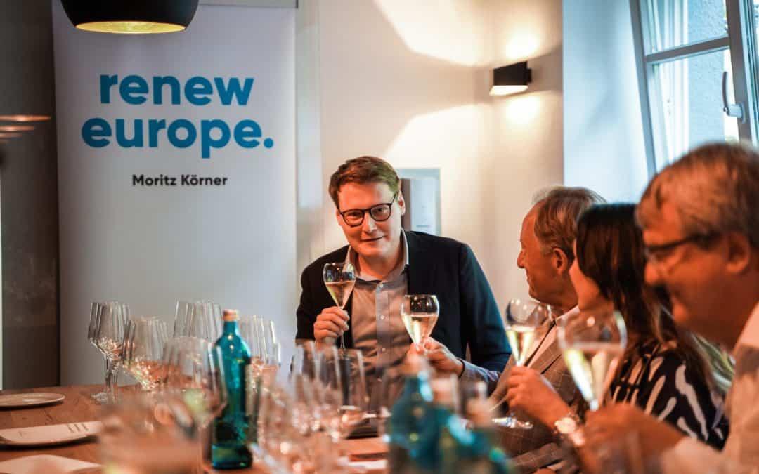 Politischer Europaabend in Köln