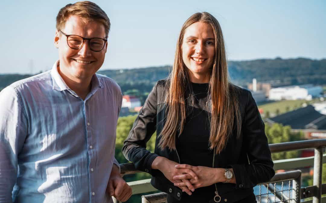 Wahlkampftag in Hattingen mit Bundestagskandidatin Anna Neumann